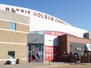 Barrie Molson Centre