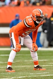 Browns, LB Jamie Collins agree to 4-year, $50 million deal-Image1