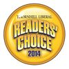2014 Thornhill Readers Choice Logo