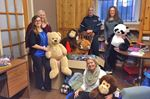 EMS toy drive donations' one step closer to being under the Christmas Tree