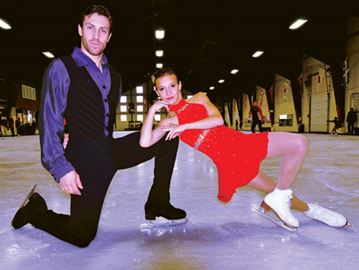 Slices of life come alive in skating extravaganza