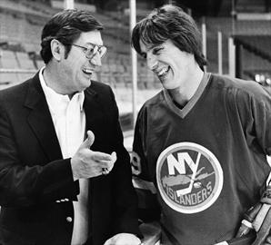 Islanders dynasty coach Al Arbour dies