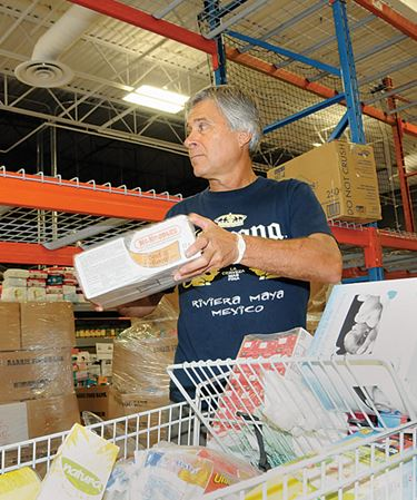 Barrie Food Bank in need of school lunch items