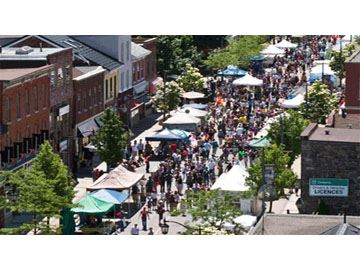 Downtown Milton has something for everyone