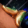 Artist, entrepreneur behind Super Bowl's coolest cleats