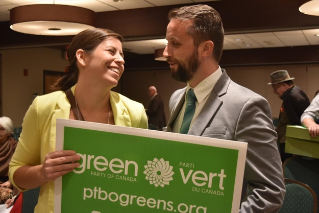 Green party finally has a candidate for Peterborough-Kawartha riding