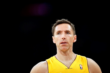 Steve Nash ruled out for season with back injury-Image1