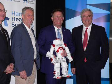 Hamilton Health Sciences partnership with IBM Canada