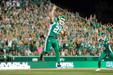 Crapigna lifts Riders over Redblacks for first win of 2016-Image1