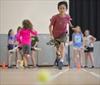 VIDEO: Lacrosse at Bellmoore school