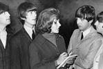 The Beatles interviewed