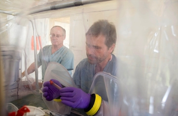 Canada's lab an unlikely Ebola powerhouse-Image1