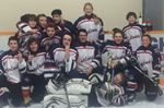 Stayner bantam squad wins Ayton tournament