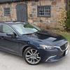 Mazda6 fulfills Skyactiv's promise
