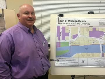 Buying beachfront land is the right move: Wasaga Beach Mayor