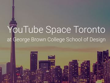 George Brown College teams with YouTube
