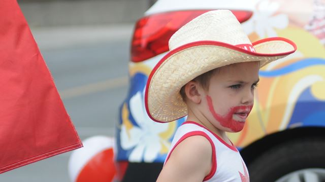 2013 Canada Day Parade