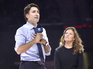 PM at We Day