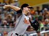 Orioles reliever leaves game after umps inspect his forearm-Image1