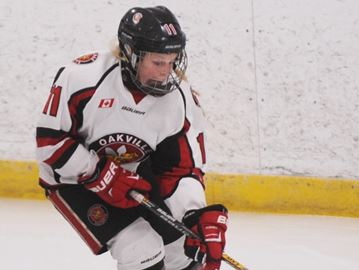 Oakville Hornets get goals from seven players in 7-0 win