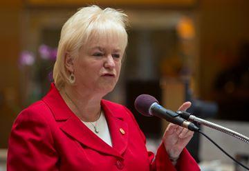 Brampton Mayor Susan Fennell