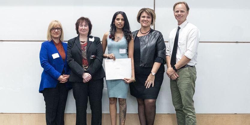 North York Humanitarian Receives Awards From Seneca College Toronto Com