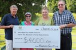 Meaford Golf Course donates to medical clinic