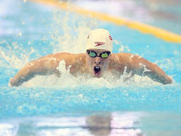 Darragh realizes Olympic dream