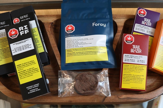 Pot edibles to go on sale this morning via Ontario's online store