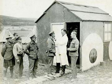 War Museum debuts military dentistry exhibit