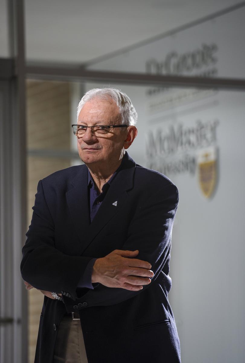 McMaster University political analyst Henry Jacek