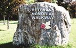 Walkway rededication