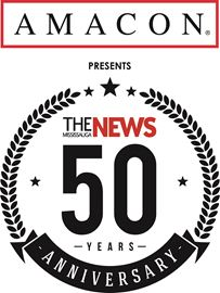 The 50th anniversary of the Mississauga News