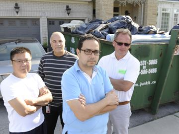 Oakville residents blame Halton Region after raw sewage backup at Hemmford Drive