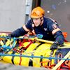 Oshawa Firefighters Roof Rescue Training