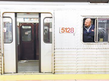 Joining forces on subway push