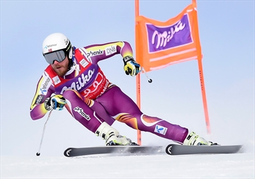 Hudec pulls out of Lake Louise downhill-Image1