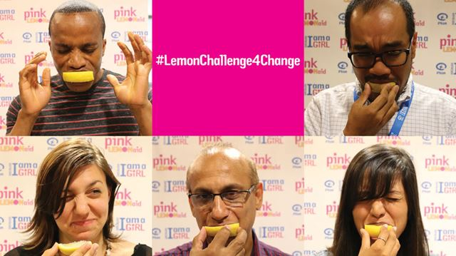 Plan Canada's lemon challenge