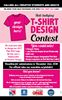 Pink Shirt Day-Anti Bullying T-Shirt Design Contest