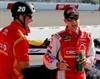 Kenseth wins pole for Sunday at Richmond-Image1