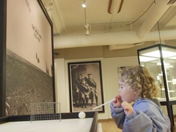 New World War exhibits at Orillia museum