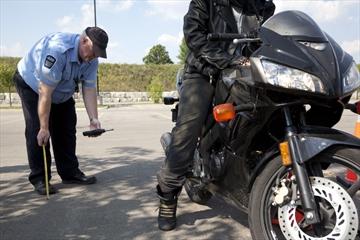 Motorcycle measurement