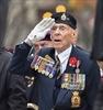 VIDEO: Veterans honoured in Gore Park