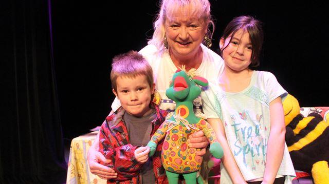 Polka Dot Door singer entertains Meaford children
