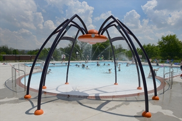 Beat the heat at new rosedale pool - Swimming pools in hamilton ontario ...