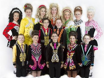 Largest team in Oakville Irish dance school's history headed to worlds