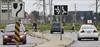 Ira Needles roundabout
