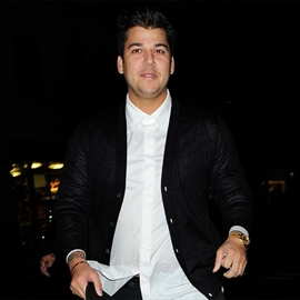 Rob Kardashian checked himself into rehab-Image1