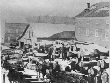 Sawmill operations