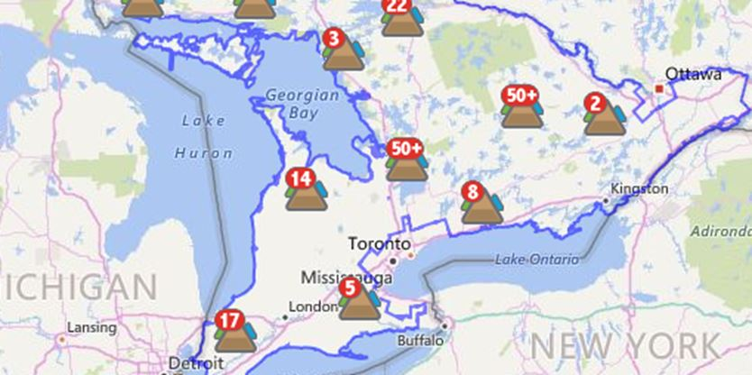 Heavy snow, high winds: 51,000 without power across ...